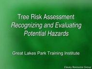 Hazardous Trees I & II - GLPTI