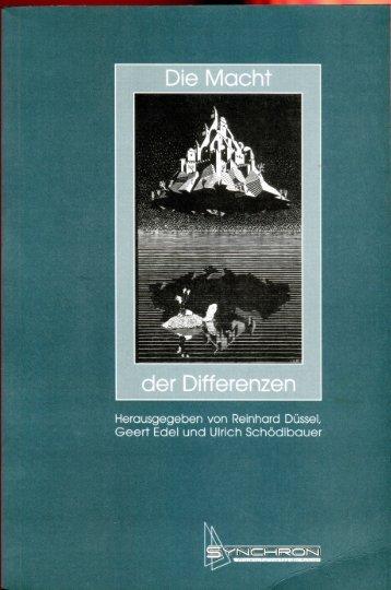 Synchron Wissenschaftsverlag der Autoren 2001 - Geert Edel