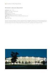 Messehalle 4, Hannover, Deutschland - gmp Architekten von ...