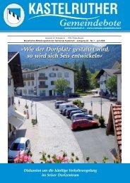 Kastelruther Gemeindebote - Juli 2005 (1 mb) (0 bytes)