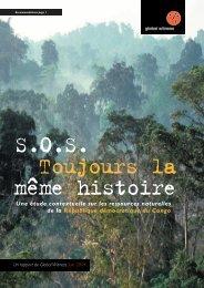 SOS: Toujours la même histoire - Global Witness