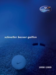 Untitled - German Golf Academy