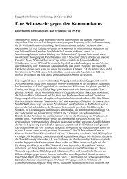 Deggendorfer Geschichte (43) Die Revolution von 1918/19