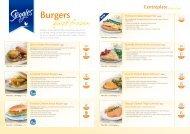 Burgers - GoHospitality