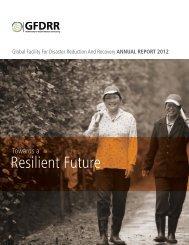 GFDRR Annual Report 2012