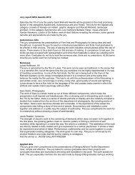 Gerrit Rietveld Award 2012 - Gerrit Rietveld Academie