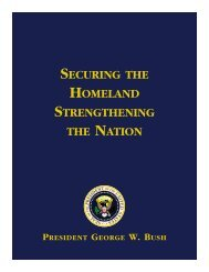 Securing the Homeland, Strengthening the Nation [open pdf - 885 KB ]