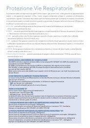 protezione vie respiratorie pdf - gi.vi. trading