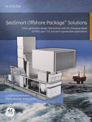 SeaSmart Offshore Package? Solutions - GE Energy