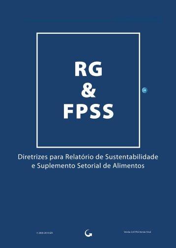 Diretrizes para Relatório de Sustentabilidade e Suplemento Setorial ...