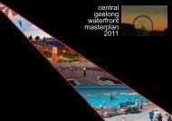 CGW Masterplan Review Final Sept11.indd - City of Greater Geelong