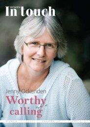 Jenny Ockenden - Salvation Army