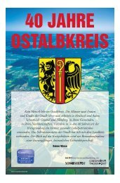 40 Jahre Ostalb - Gmünder Tagespost