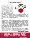 Revista Quatro: #2 Viajes en el Tiempo - Page 5