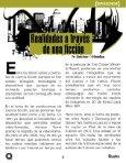 Revista Quatro: #2 Viajes en el Tiempo - Page 7