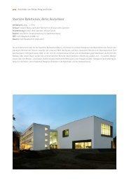 Staatliche Ballettschule, Berlin, Deutschland - gmp Architekten von ...