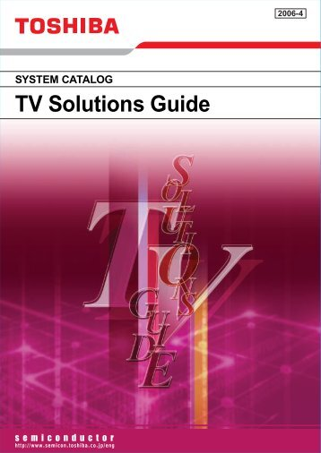 TV Solutions Guide