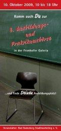 3. Ausbildungs - Godesberg Stadtmarketing eV