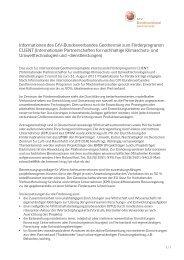 Informationen des GtV-Bundesverbandes Geothermie zum ...