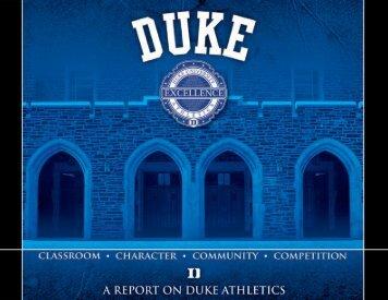 duke athletics night - Duke University Athletics