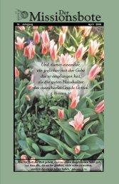Mai - Gemeinde Gottes