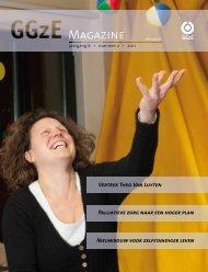 Jaargang 6, nummer 2, 2011 - GGzE