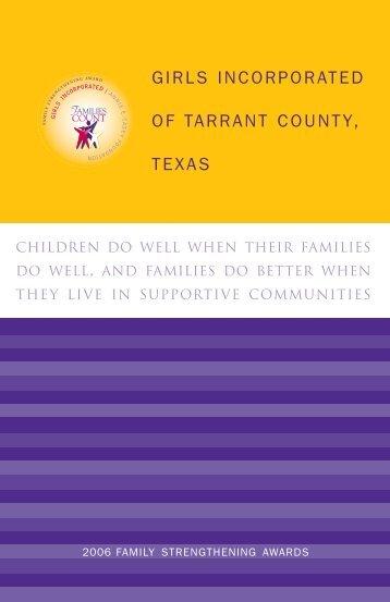 Girls Inc. of Tarrant County