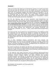 Fachplan Soziopsychiatrie.RTF - Stadtgemeinde Bozen