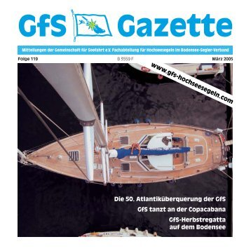 119 Gazette - GfS