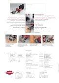 Prospekt als PDF-Datei - Gewema AG - Seite 2