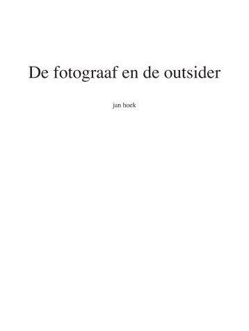 thesis - Gerrit Rietveld Academie