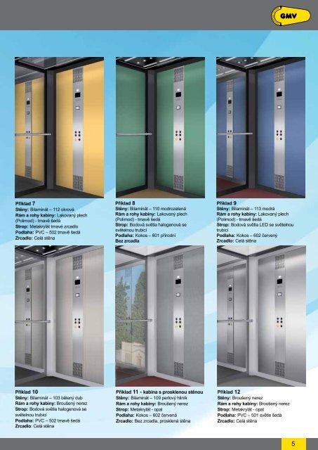 Výtah MRL Green Lift Fluitronic - G.m.v.