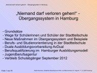 Praesentation Forum 1 Reform Uebergang Schule Beruf.pdf - GEW