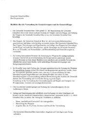Richtlinie zur Verwendung Gemeindewappen- und ... - Gemeinde Binz