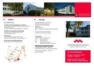 weitere Informationen (Flyer) - Kommunalunternehmen Kliniken und ...