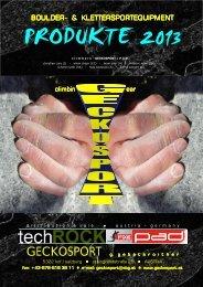 GECKOSPORT Katalog-Griffe-Boards 2012 - geckosport.at