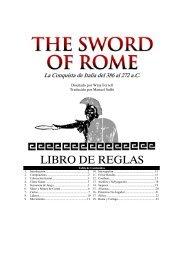 LIBRO DE REGLAS - GMT Games