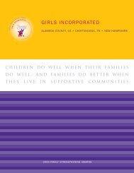 GIRLS INCORPORATED