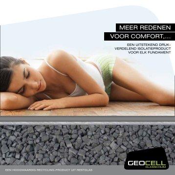 MEER REDENEN VOOR COMFORT,... - Geocell Schaumglas