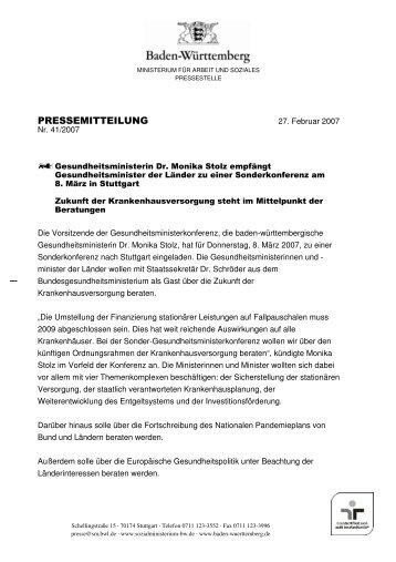 Aufruf der vollständigen Pressemitteilung (PDF, 69 kB)