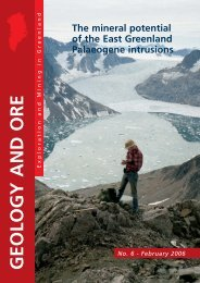 Geology and Ore no. 06, February 2006 - Geus