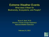 Extreme Weather Events - GFDRR