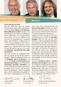 TäTIGKEITSBERICHT 2009 - Giordano Bruno Stiftung - Seite 2