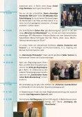 TäTIGKEITSBERICHT 2009 - Giordano Bruno Stiftung - Seite 6