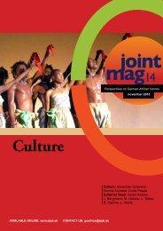 JointMAG #14 - German African Partnership