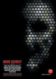 GRAVE SECRECY - Global Witness