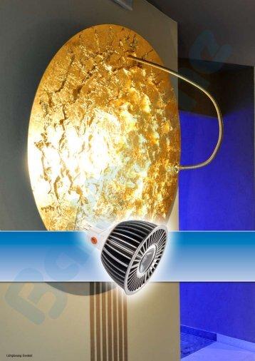 LED Spot MR16 4W mit Cree Xlamp LED with Cree Xlamp-Led