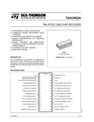 PAL/NTSC ONE-CHIP DECODER - ClassicCMP