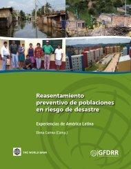 Reasentamiento preventivo de poblaciones en riesgo de ... - GFDRR