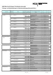 Studienverlauf (PDF) - Geomatik-hamburg.de